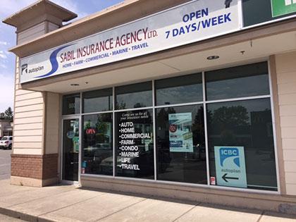 Sabil Insurance Agency Ltd Aldergrove Business Association