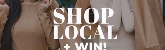 Shop Local in Aldergrove & Win $$$!